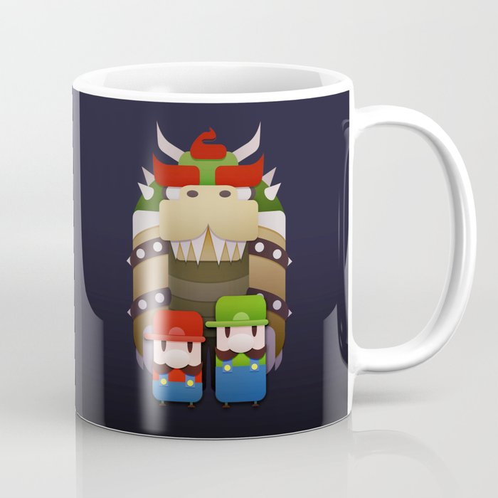 Famous Bros. Coffee Mug