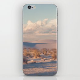 Desert Sunset iPhone Skin