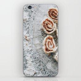 Cinnamon Rolls iPhone Skin