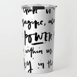 Ephesians 3:20-21 Travel Mug