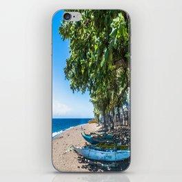 Traditional Kayaks iPhone Skin