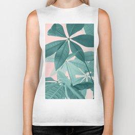 Pachira Aquatica #5 #foliage #decor #art #society6 Biker Tank