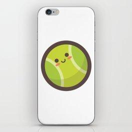 Tennis Ball Emoji iPhone Skin
