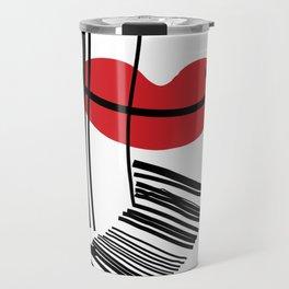 LIP-SYNC Travel Mug