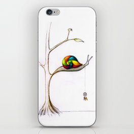 Treesnail iPhone Skin