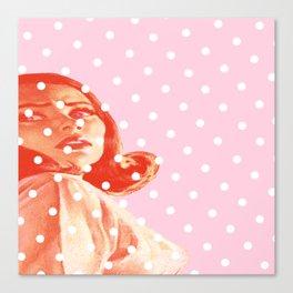Romance Novels Canvas Print