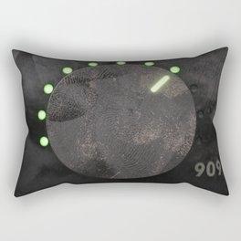 Day 0909 /// Kick it Rectangular Pillow