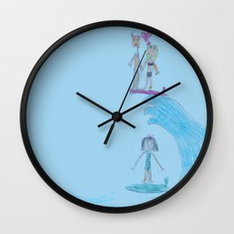SERF Wall Clock