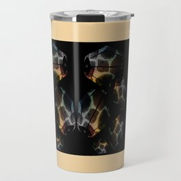 Tabla wall design Travel Mug