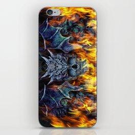 Hellwings II. iPhone Skin