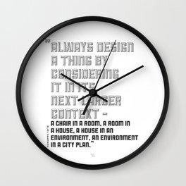 Always Design  Wall Clock