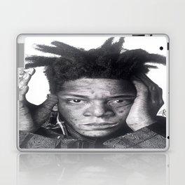 Jean-Michel Basquiat Drawing Laptop & iPad Skin