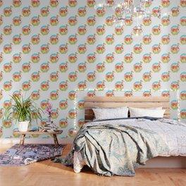 Vicuña andina Wallpaper