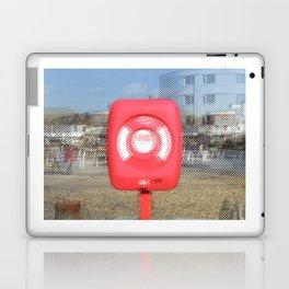 Lifebelt 02 Laptop & iPad Skin