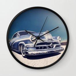 PONTIAC HOT ROD Wall Clock