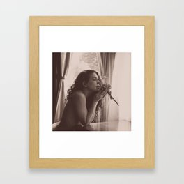 Scent Framed Art Print