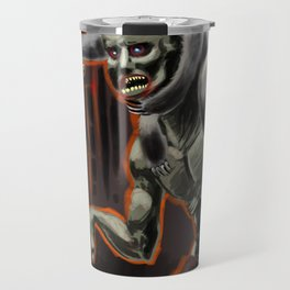 Planet Of The Sloths Travel Mug