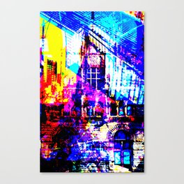 THE SIX MIX Canvas Print