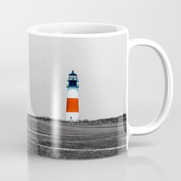 Sanity Head Lighthouse, Nantucket Coffee Mug