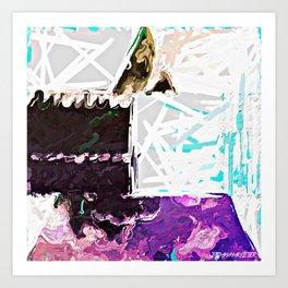 Prosody Vision Art Print