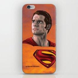 Superman - Henry Cavill iPhone Skin