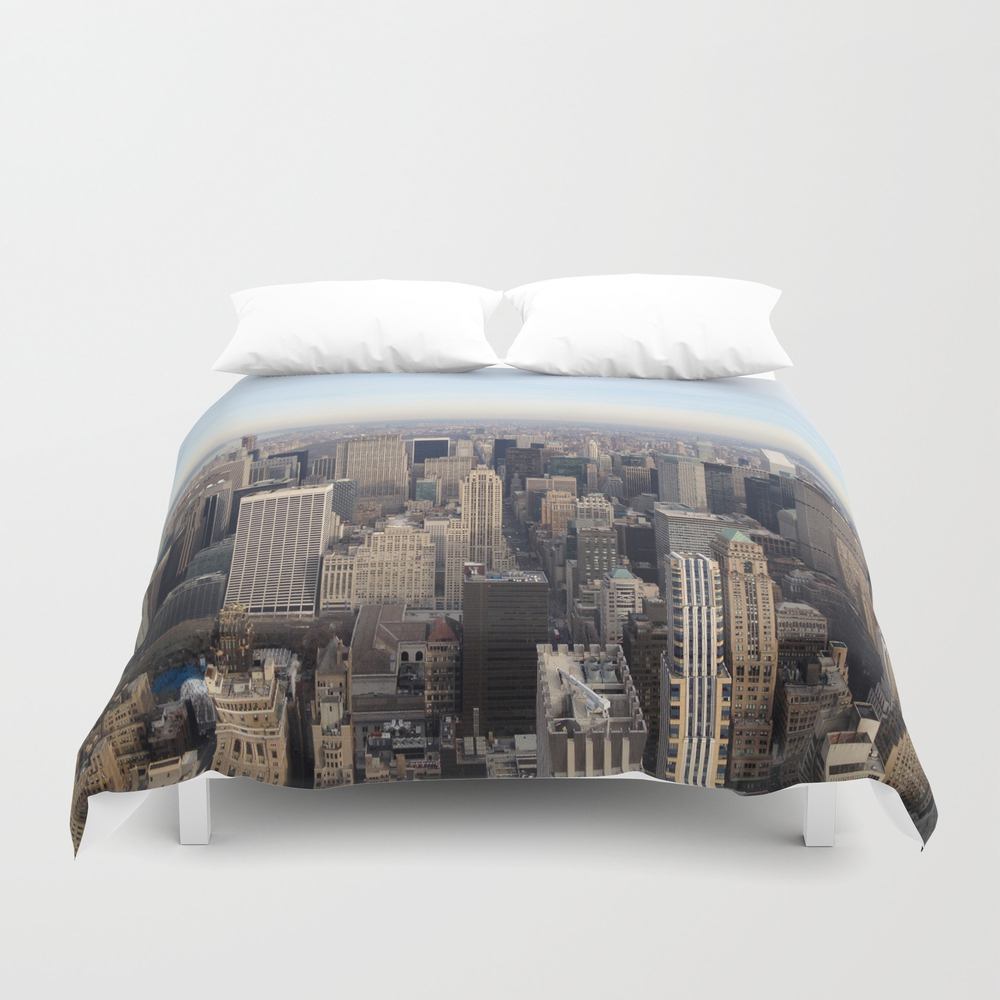 New York I Love You Duvet Cover by Lucreziasemenzato DUV929300