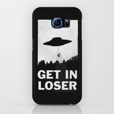 Get In Loser Galaxy S8 Slim Case