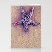 starfish Stationery Cards featuring Starfish by Taylor T