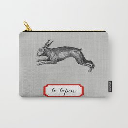 le lapin Carry-All Pouch