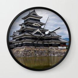 Matsumoto Castle Wall Clock
