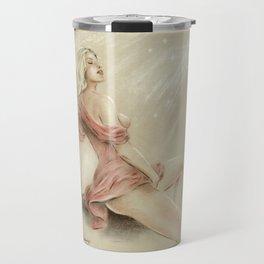 Love Charm - Erotic Pastel Travel Mug
