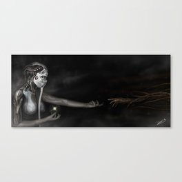 Mutuality  Canvas Print