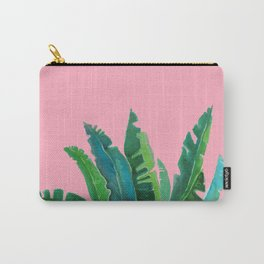 pink greeb bush Carry-All Pouch