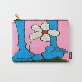 Footloose and Fancy Free Carry-All Pouch