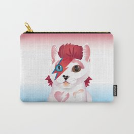 a cat insane Carry-All Pouch