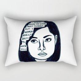 APRIL III Rectangular Pillow
