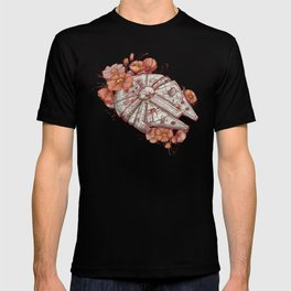 Millenium flowers T-shirt