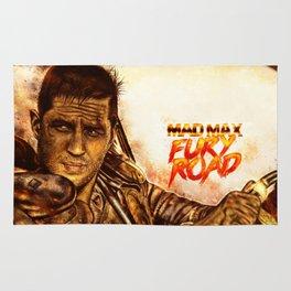 Mad Max : Fury Road Rug