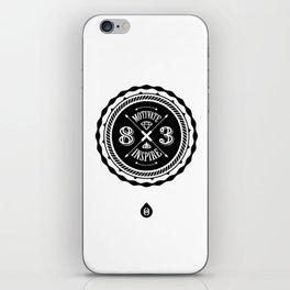 Motivate & Inspire iPhone Skin