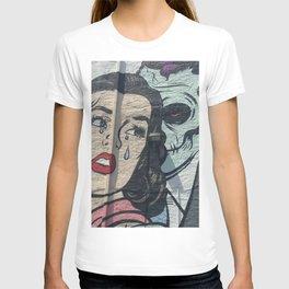 Undead Romance in Miami T-shirt