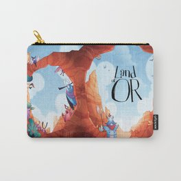 Land of OR - Poster Carry-All Pouch