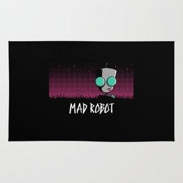 Mad Robot Rug