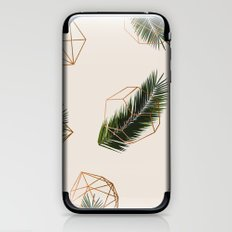 Palm + Geometry #society6 Decor #buyart iPhone & iPod Skin