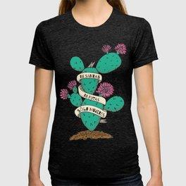 Ni Santas Ni Putas Solo Mujeres T-shirt