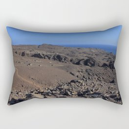 Tierra y mar Rectangular Pillow