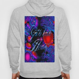 "March Madness ""Heart"" Hoody"