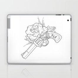 Gun n Rose Laptop & iPad Skin