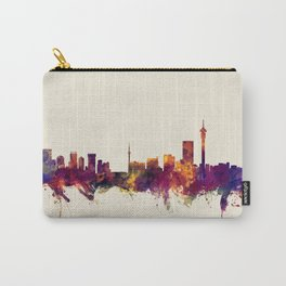 Johannesburg South Africa Skyline Carry-All Pouch