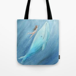 Just see the light Tote Bag