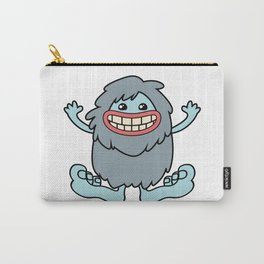 Cute Yeti Carry-All Pouch